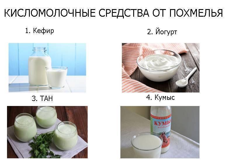 Кефир с похмелья: как действует, вред и польза, рецепты коктейлей