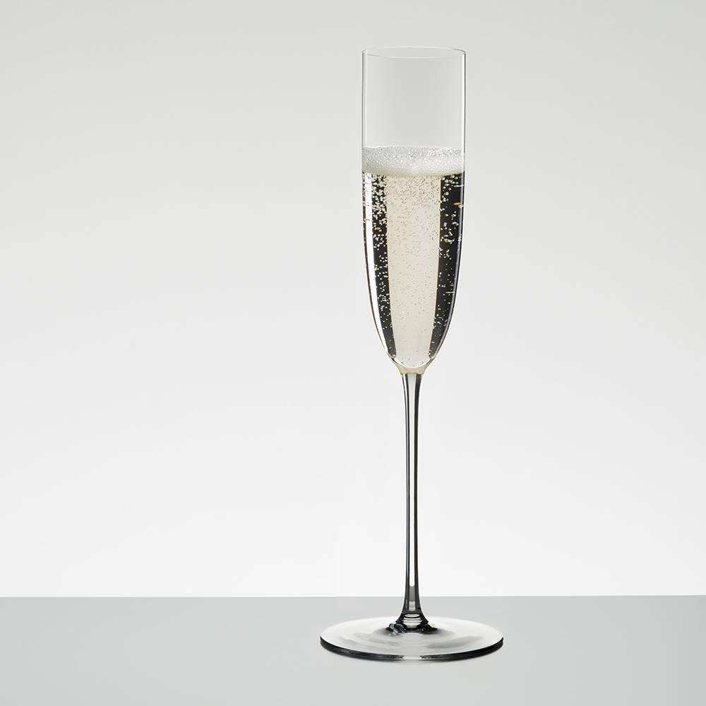 Шампанское: вся правда о бокалах