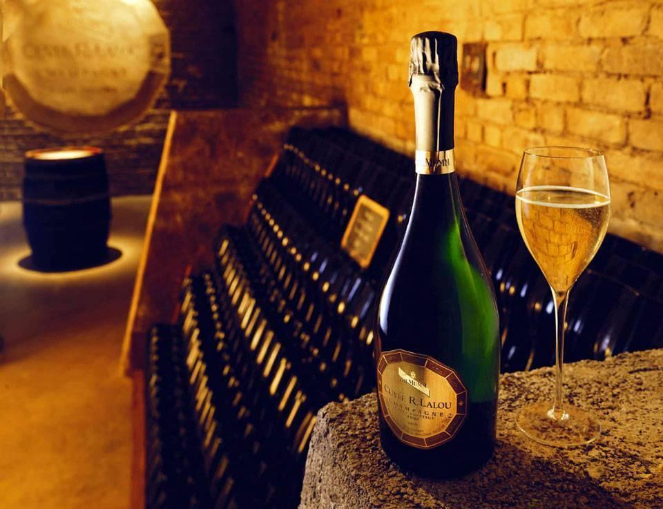Виды и сорта элитного шампанского