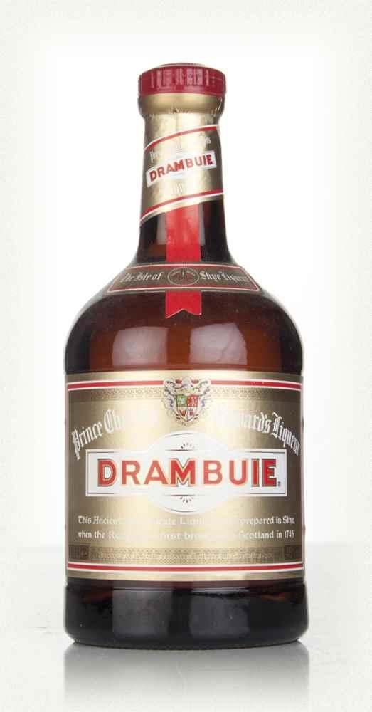 Драмбуйе ликер — история алкоголя