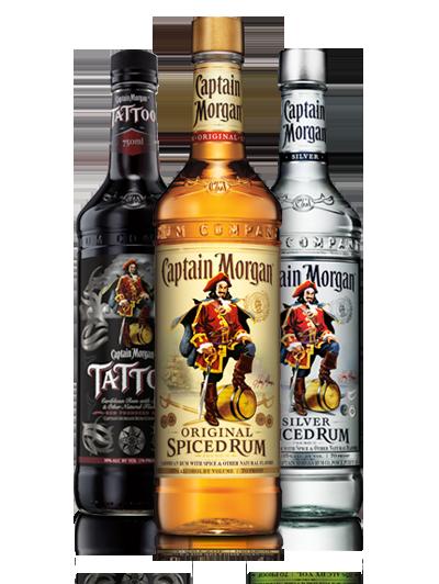 Captain morgan: история ямайского рома, сорта «капитан морган»