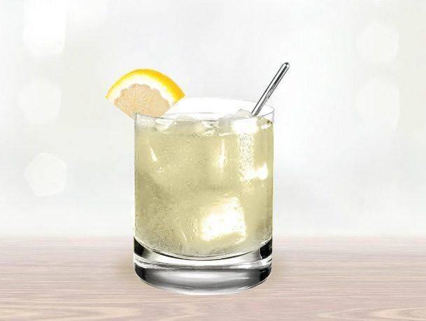 Коктейли из водки с соками