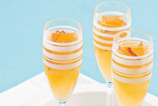 Беллини (коктейль) — википедия
