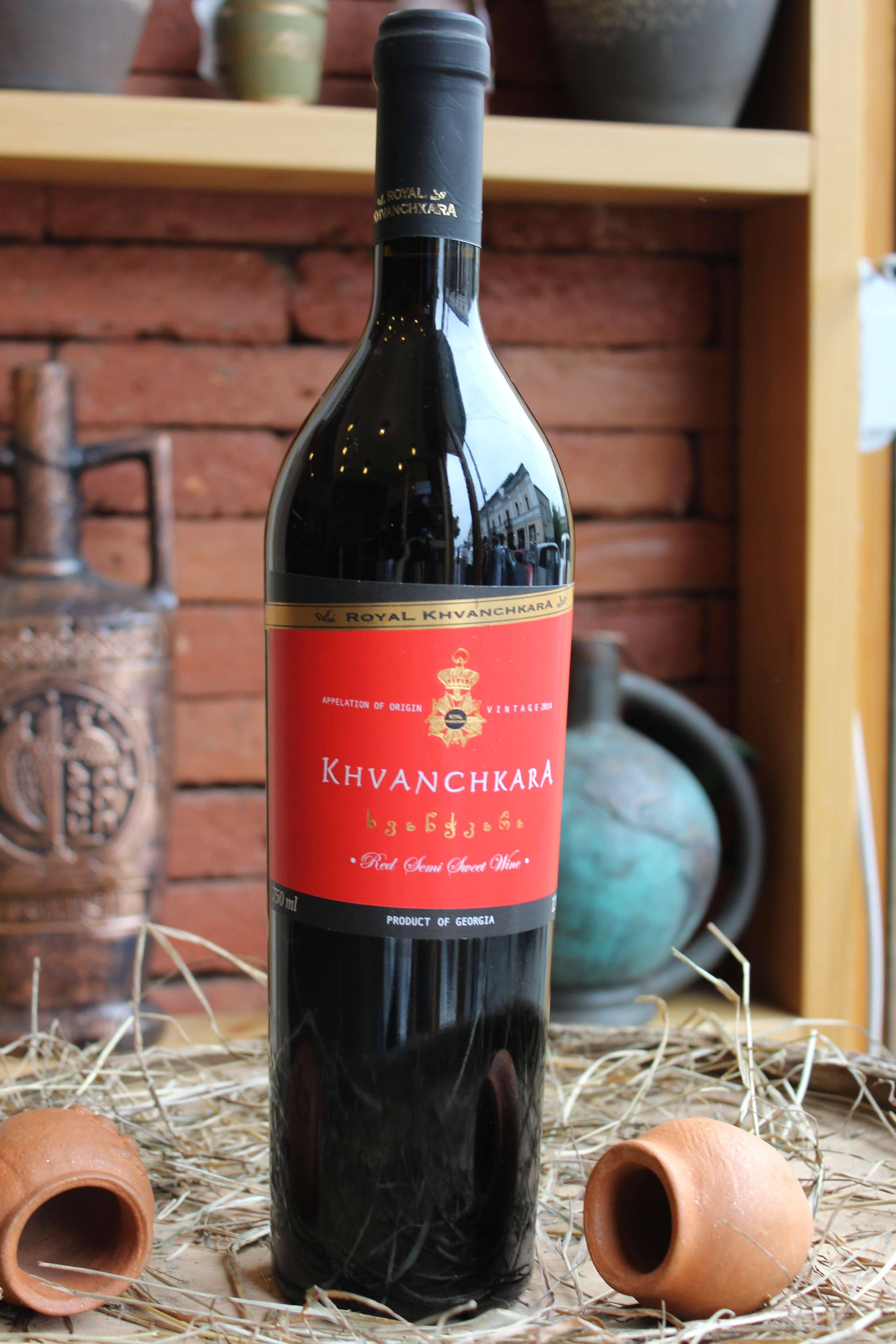 Хванчкара — вино с богатой историей