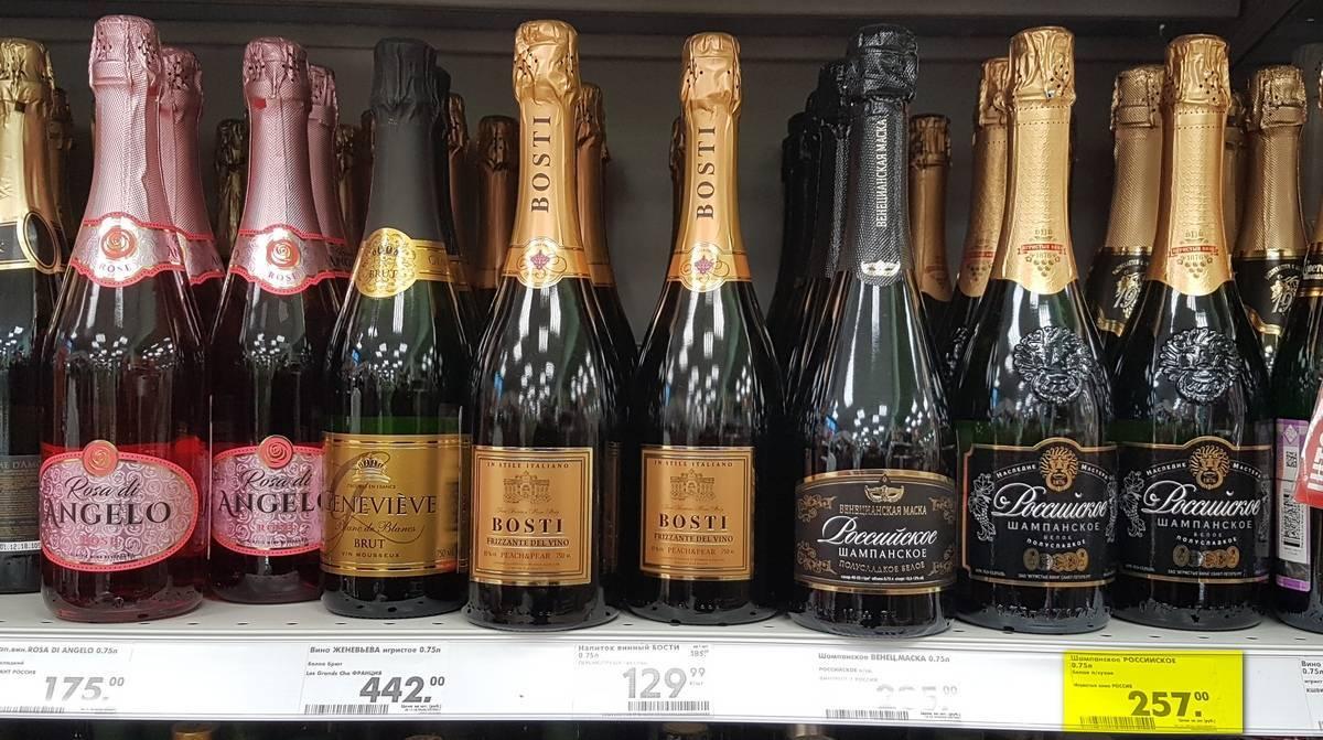 Как выбрать шампанское? полезные советы по выбору игристого вина