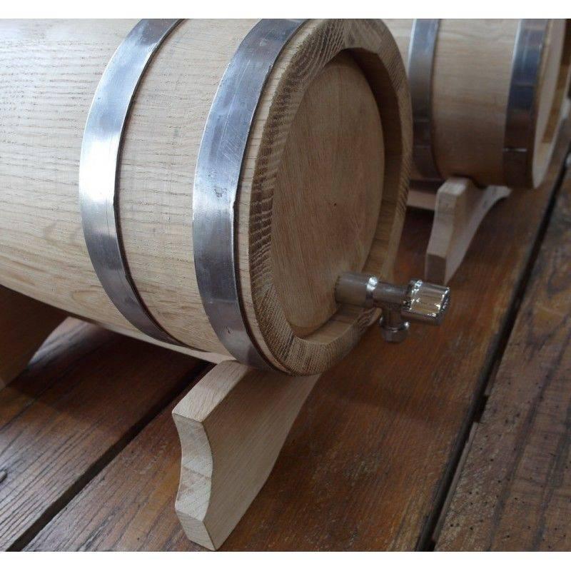 Подготовка дубовой бочки для самогона: соблюдаем технологию