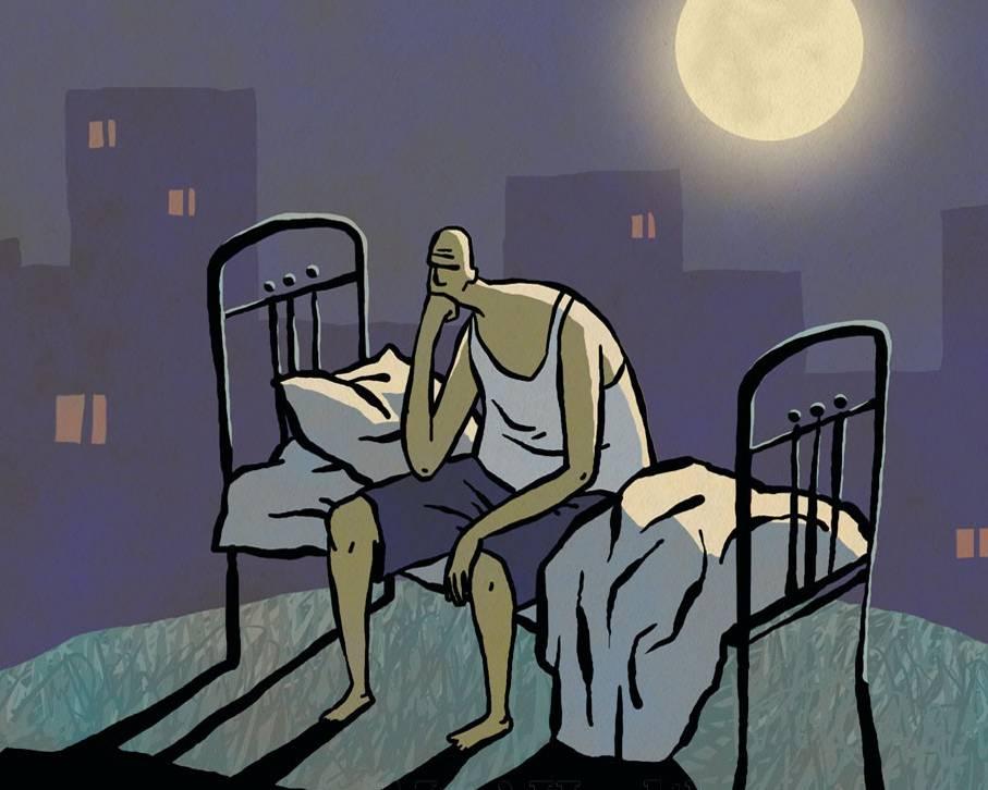 Почему с похмелья хочется спать