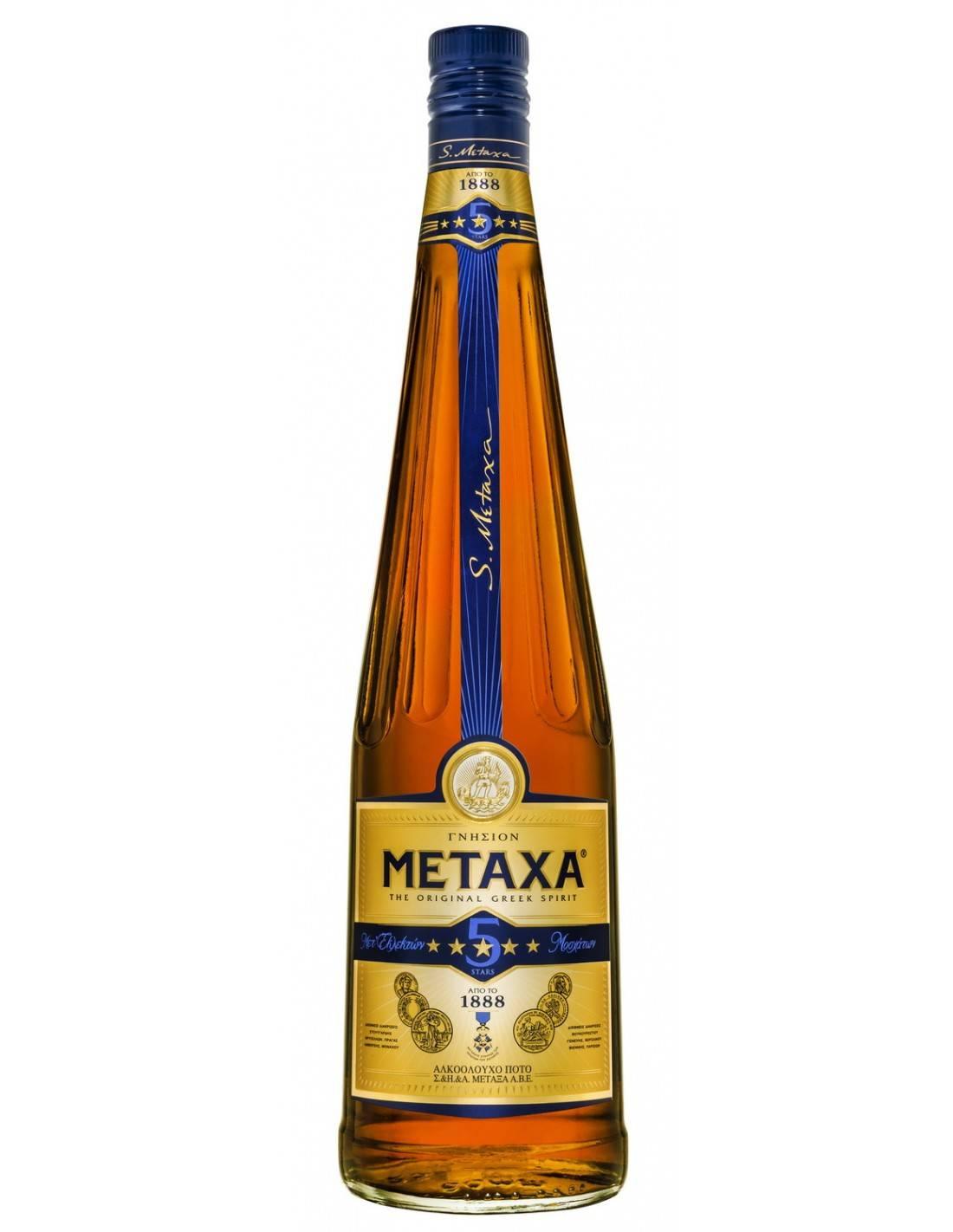 Что такое метакса, и как правильно пить напиток