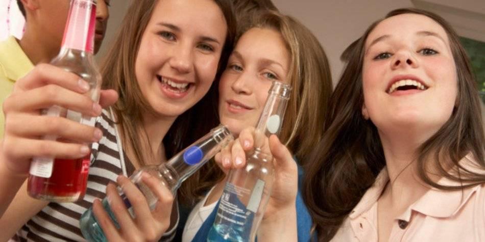 Подростковый алкоголизм: взрослые проблемы нежного возраста