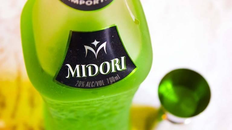 Дынный дикер мидори — клубный напиток японской молодежи