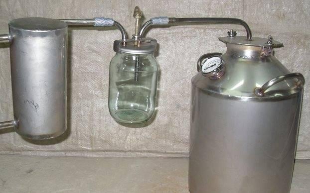 Функции и самостоятельное изготовление барботера для самогонного аппарата. самогонный аппарат с барботером