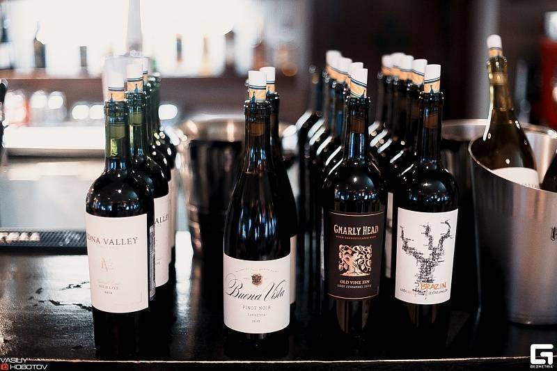 Американское вино: обзор, виды, особенности