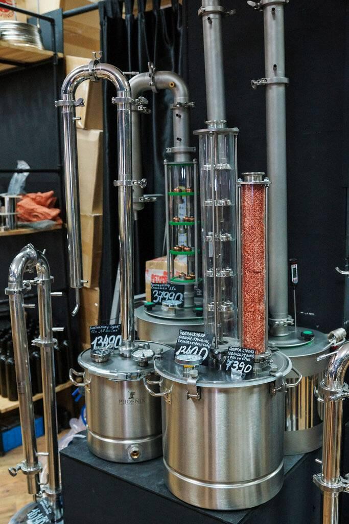 Оборудование самогонного аппарата: что нужно приобрести?