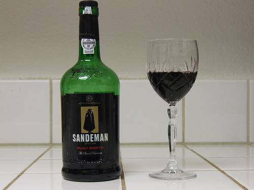 Вино и портвейн — чем они отличаются? | в чем разница