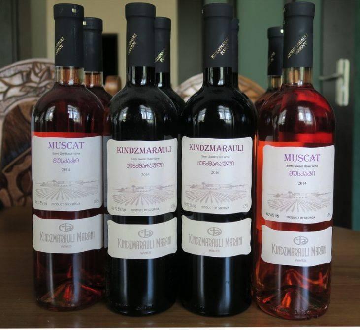 Вино киндзмараули: особенности вкуса, описание видов и рекомендации по употреблению