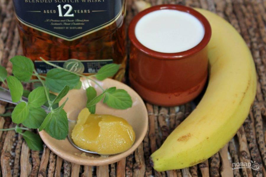 Готовим ликер банановый в домашних условиях. как приготовить коктейли с ним?