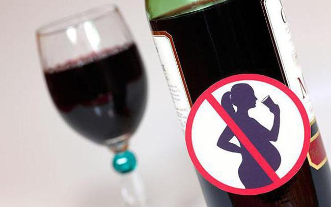Алкоголь на ранних сроках беременности: можно ли пить и как