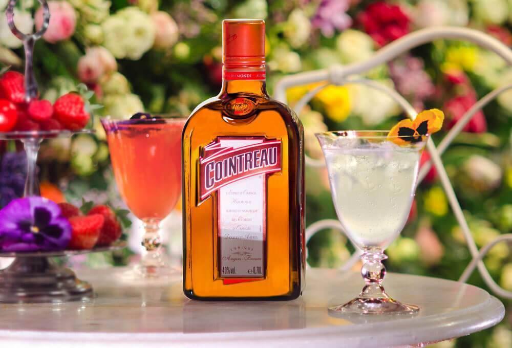 Ликер куантро: что это, история, как пить, рецепты коктейлей