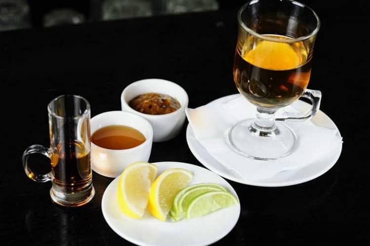 Похудение с имбирем и корицей, а также с медом и лимоном