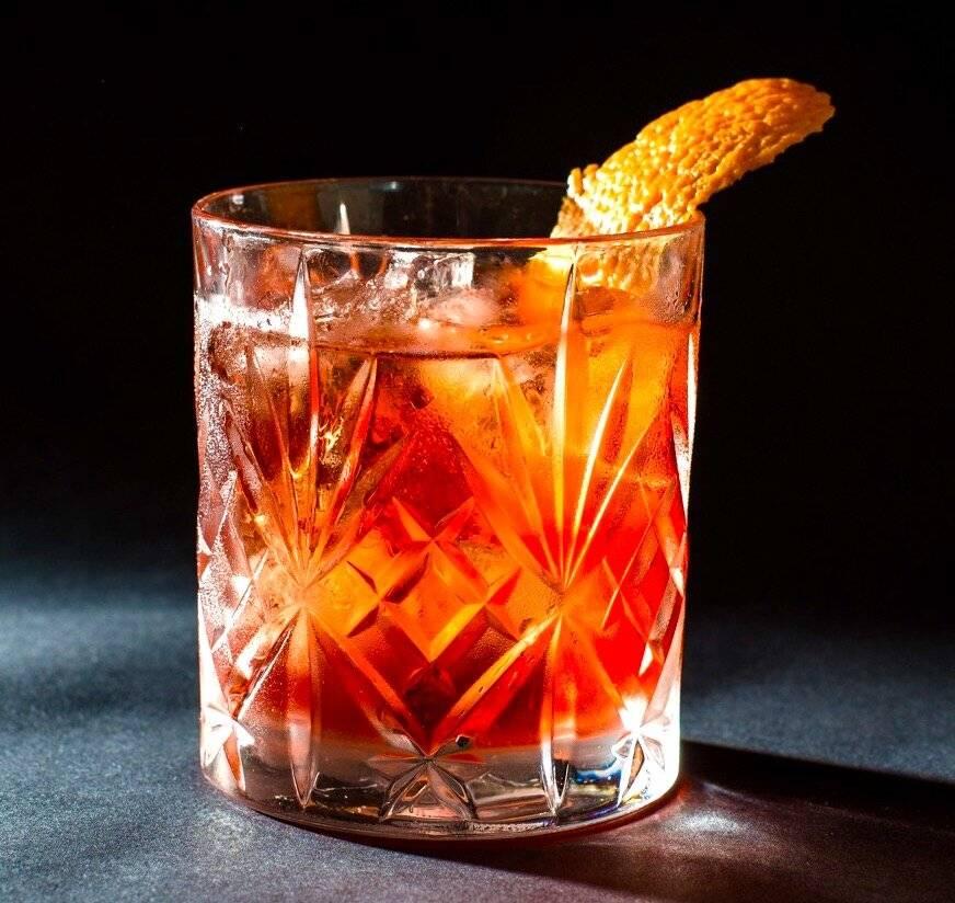 Негрони коктейль: 105 фото проверенных рецептов и нюансы смешения коктейля