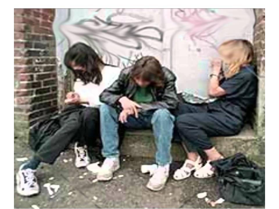 Страшные проблемы подростковой наркомании
