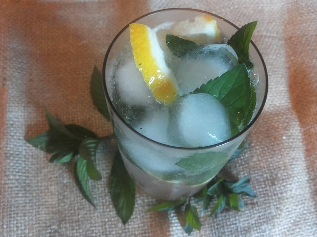 Рецепт клубничного мохито в домашних условиях