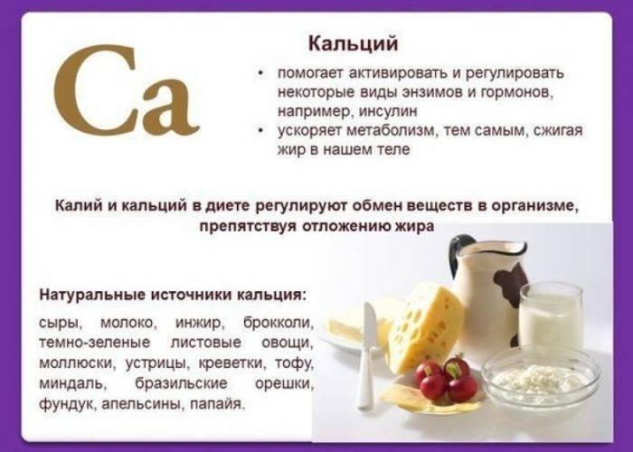 Вымывает ли чай кальций из организма?