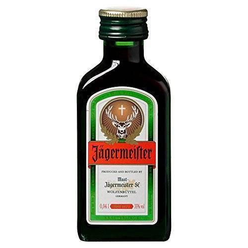 Способы пить ликер егермейстер