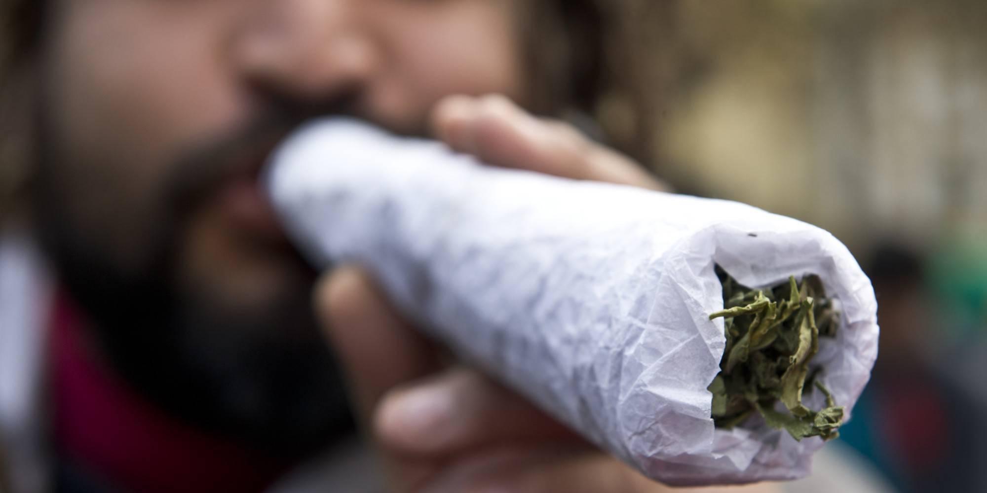 Последствия, наступающие после курения марихуаны