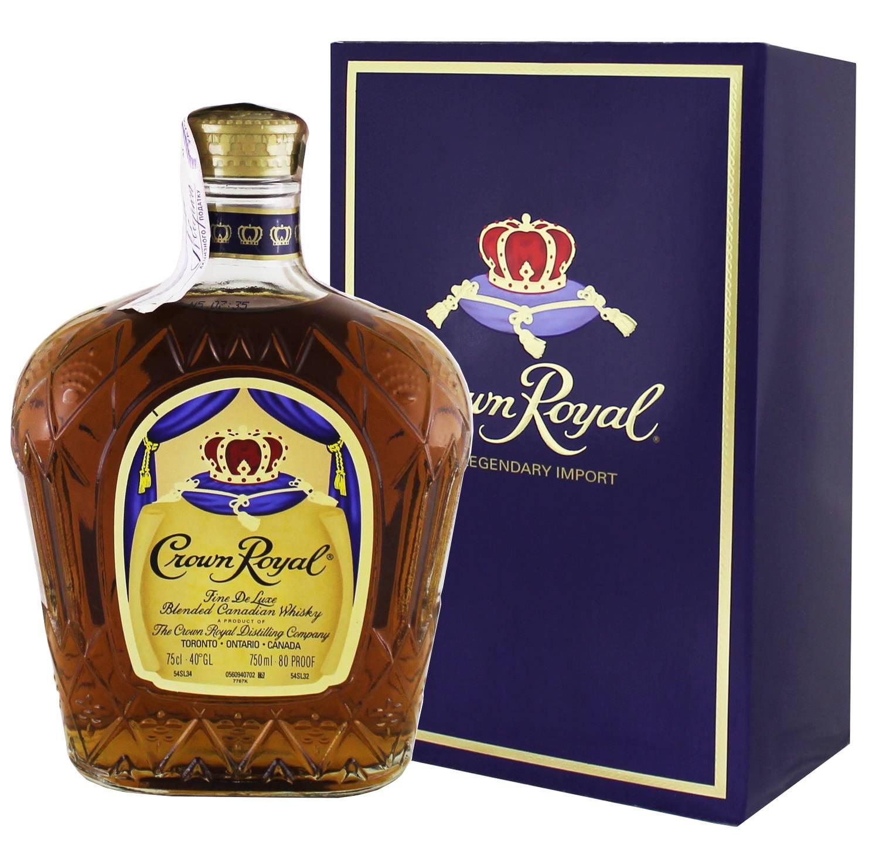 Виски crown royal: характеристики вкуса, обзор линейки бренда - международная платформа для барменов inshaker