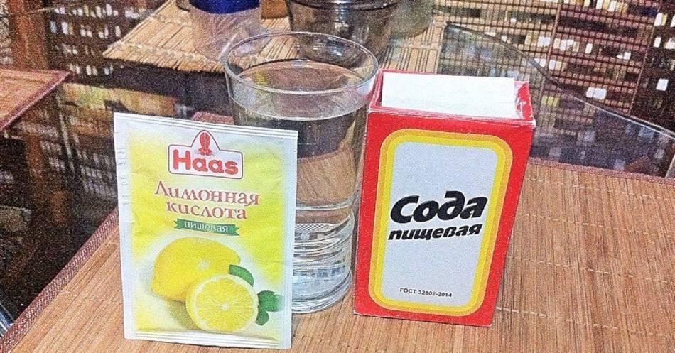 Как сделать содовую воду: рецепт в домашних условиях