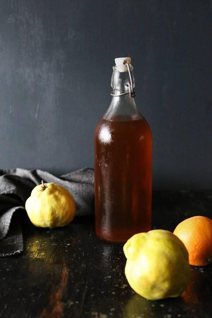 Настойка из яблок в домашних условиях — простой рецепт на водке, на спирту и на самогоне