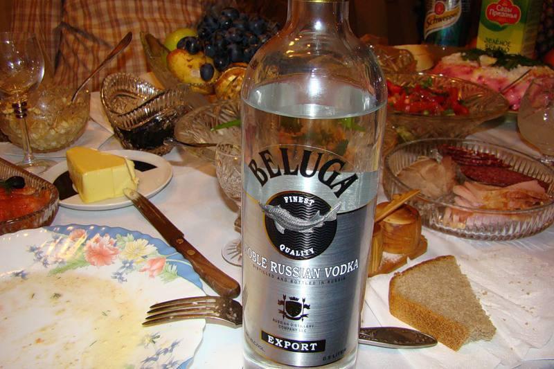 Водка белуга: вкусовые характеристики и виды люксового алкоголя | inshaker | яндекс дзен