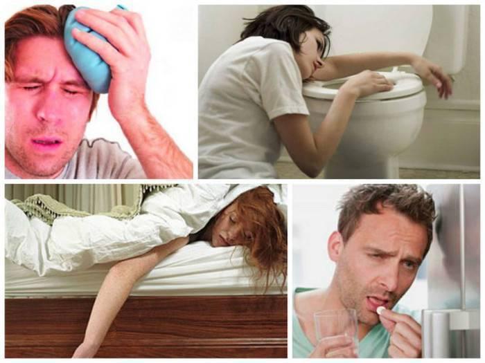 Лекарства от тревоги при похмелье