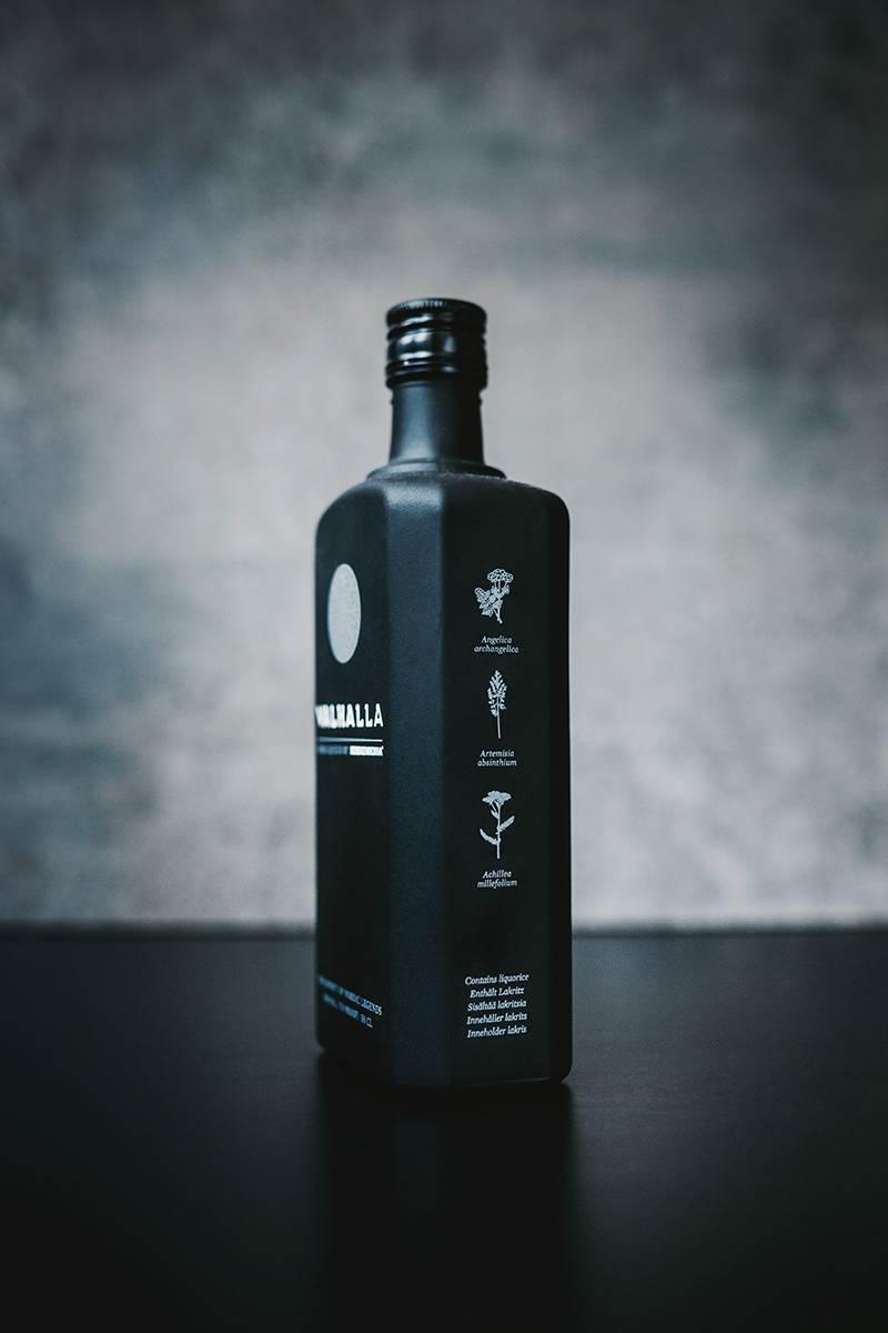 Ликер вальхалла — история алкоголя