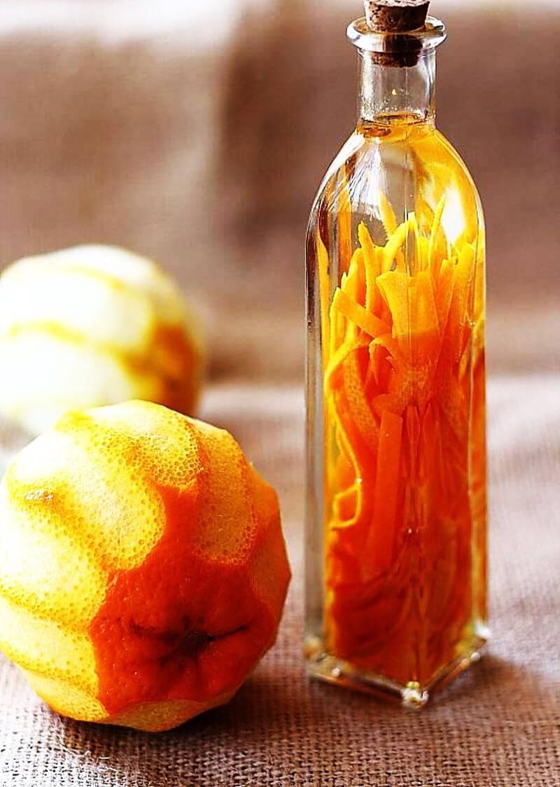 Рецепт приготовления лимонной настойки на водке
