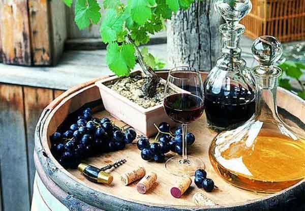Энотерапия — лечение вином