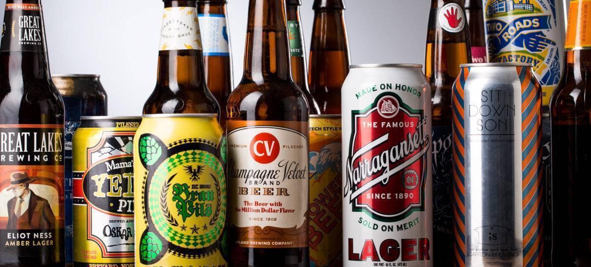 Чешское пиво, история появления, классификация
