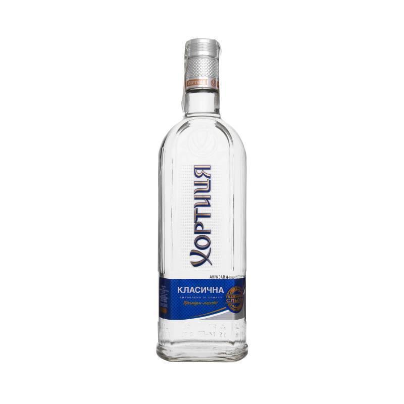 Виды и состав водки хортица. почему так популярна эта премиум водка?