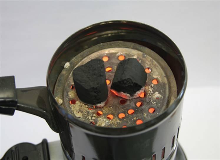 Методы розжига углей для кальяна