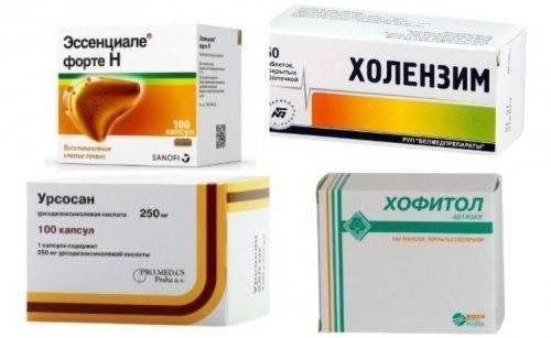 Лечение панкреатита препаратом урсосан