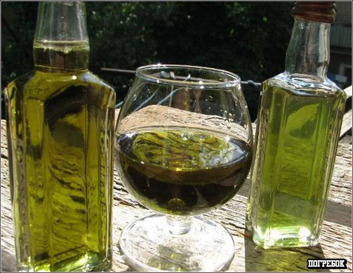 Калгановка – настойка на водке с корнем калгана