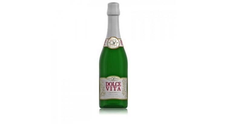 Дольче вита шампанское градусы - 1001 салат