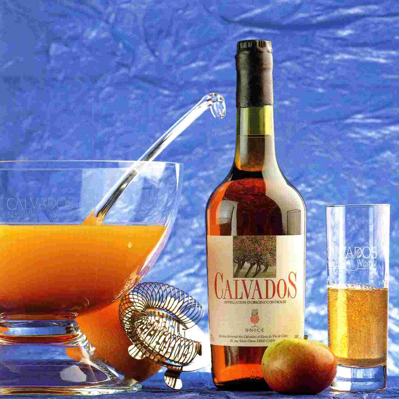 Кальвадос из яблок в домашних условиях: что он представляет из себя, особенности приготовления