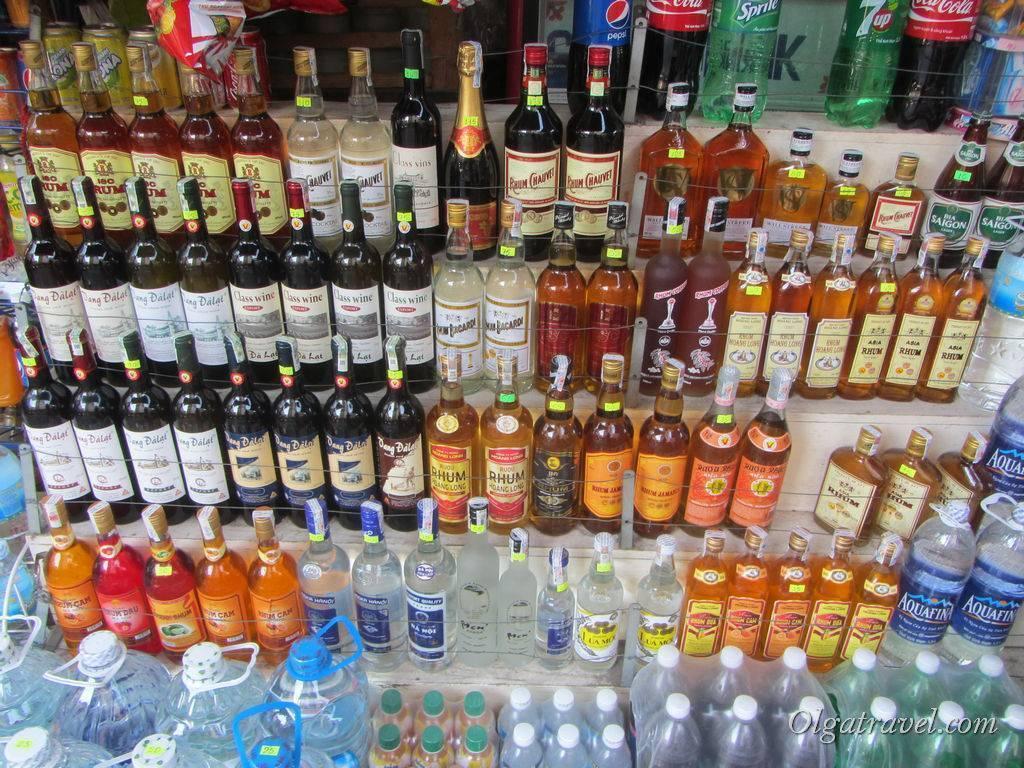 Алкогольные напитки кипра