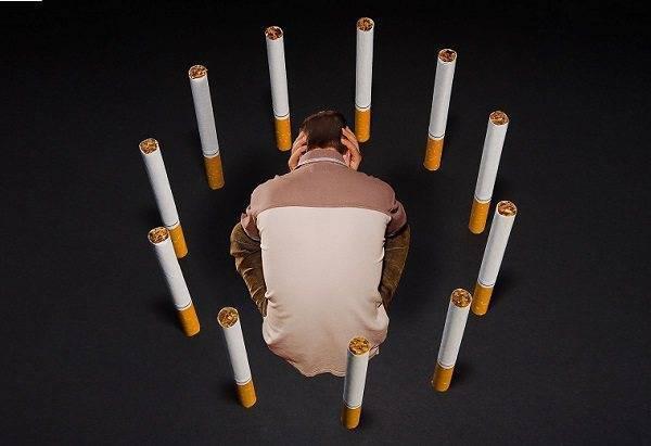 Сколько длиться никотиновая ломка после отказа от курения - нармед