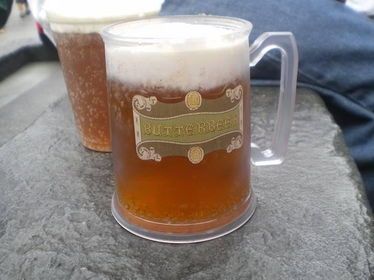 Как сделать сливочное пиво — рецепт из гарри поттера и не только