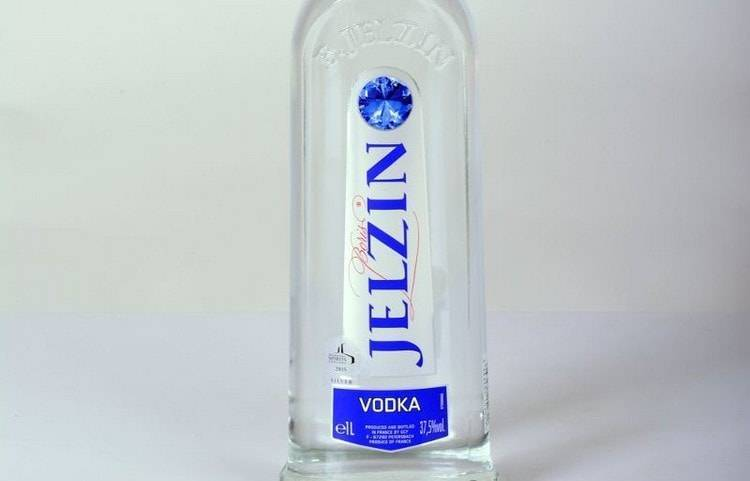 Ельцин (jelzin vodka)