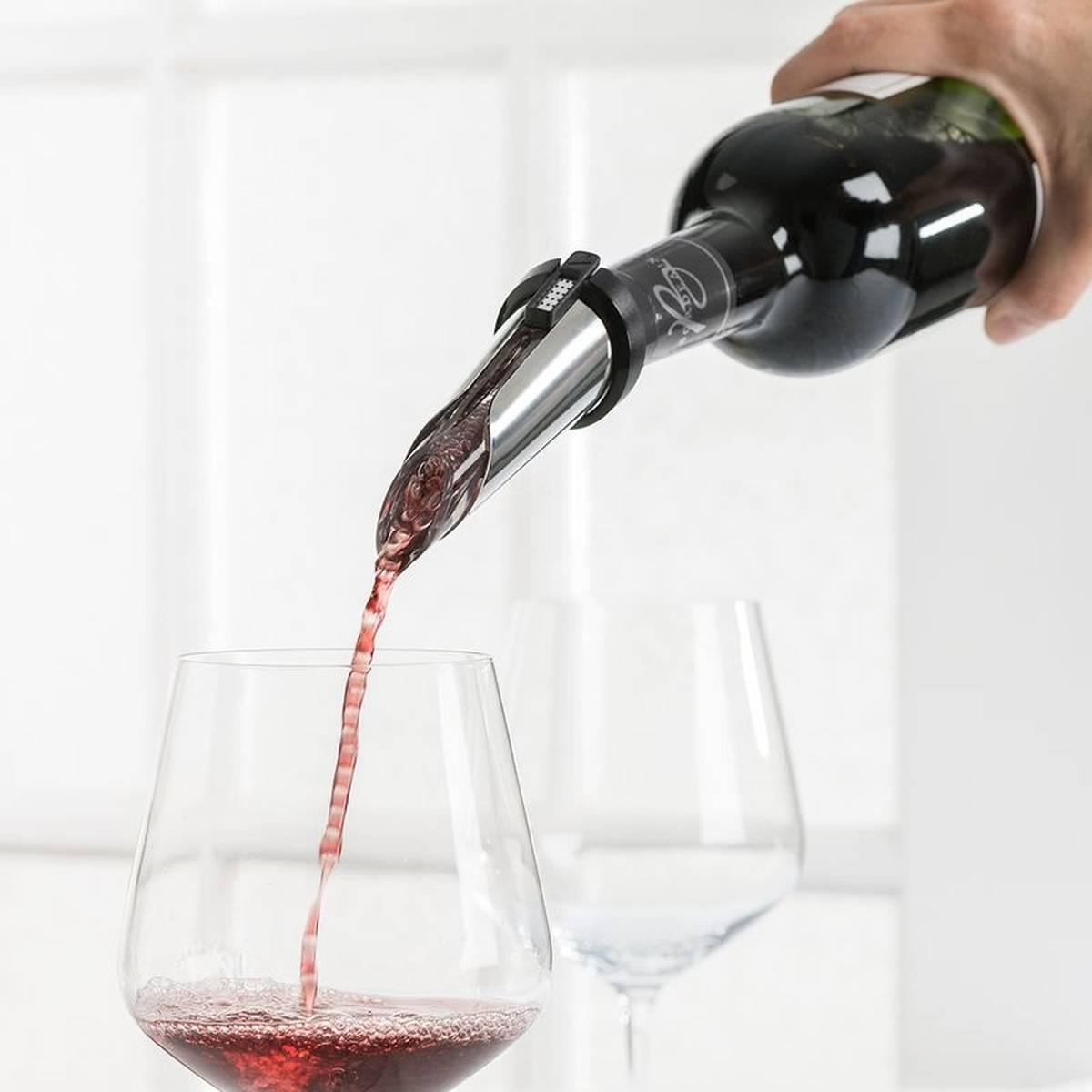 Аэратор для вина: виды. для чего применяется аэратор для вина?