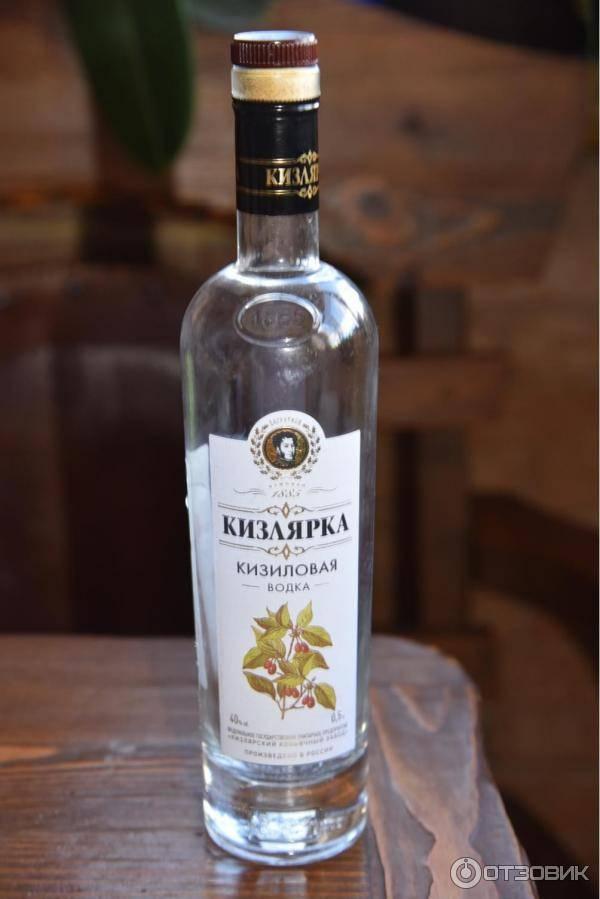Виноградная водка – делаем кизлярку в домашних условиях